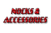 Nocks & Accessories
