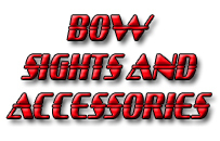 Bow Sights & Accessories