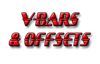 V Bars & Offsets