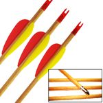 EZ Wood Arrows Crimp