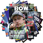 Bow International - Sale offer on Back Issues