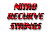Nitro Recurve Strings