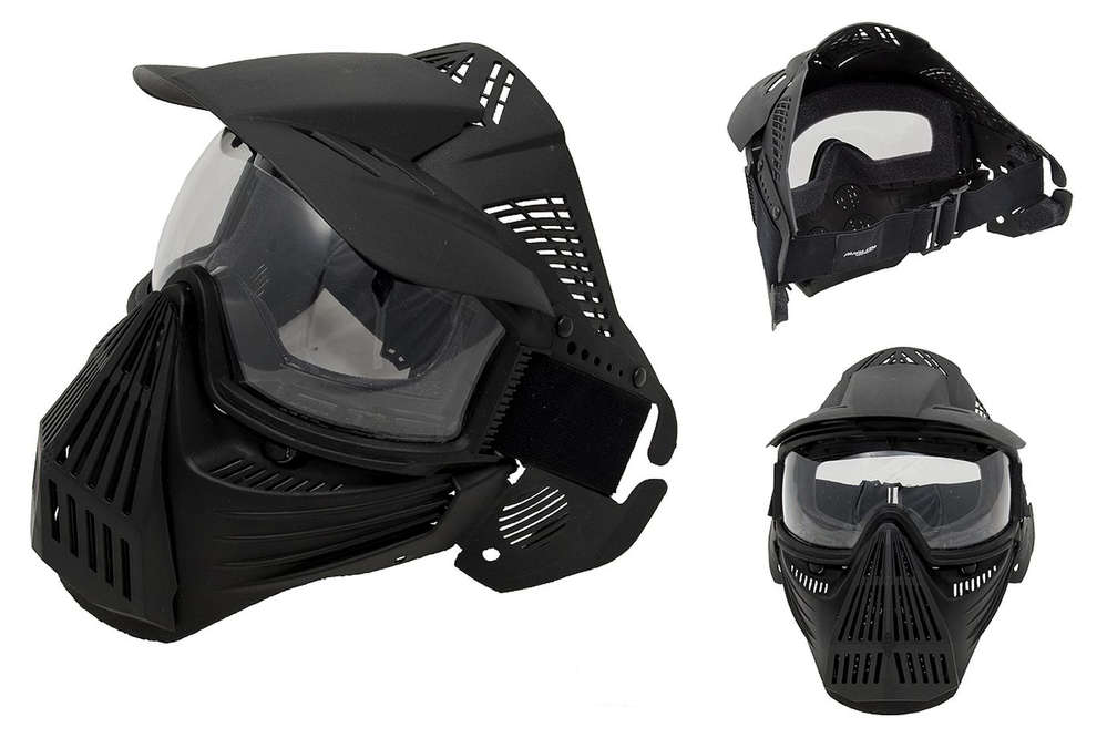 Avalon Protective Mask for Archery Tag