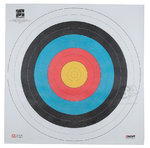 DECUT Polyester Waterproof Target Face 80cm 10 Ring