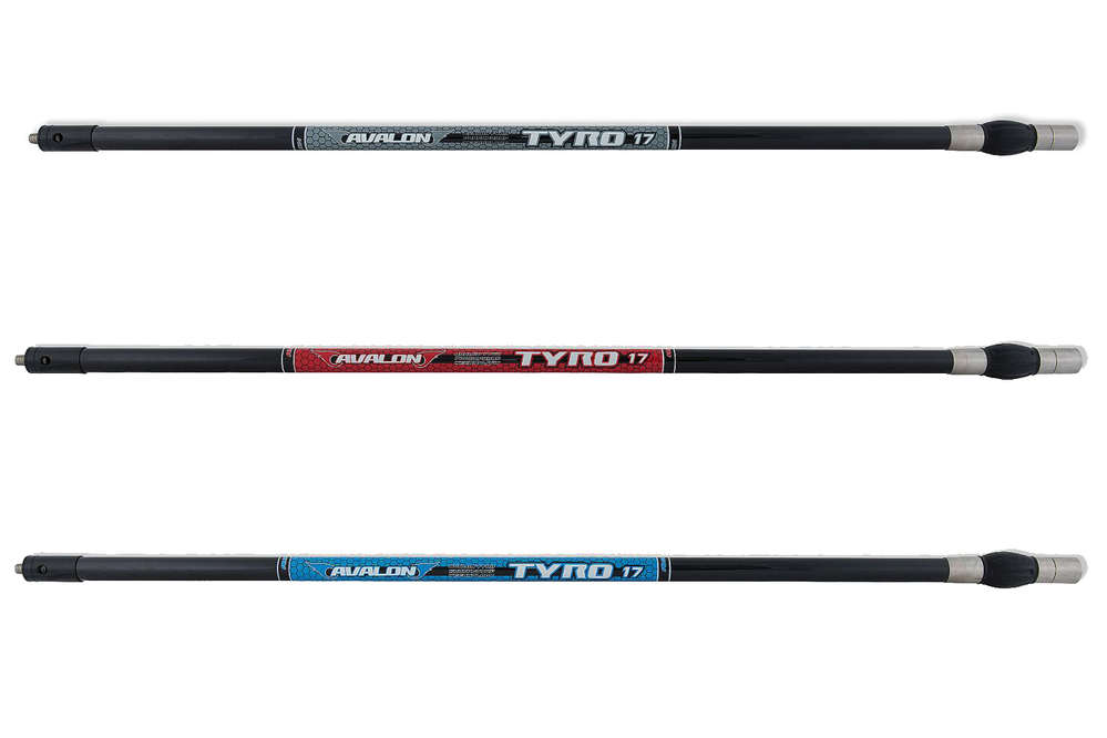 New Avalon Archery Tyro Carbon Stabiliser Stabilizer Rods With Damper /& Weights
